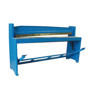 Pedal Shearing Machine