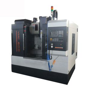 VMC600 3 Axis Cnc Machining Center