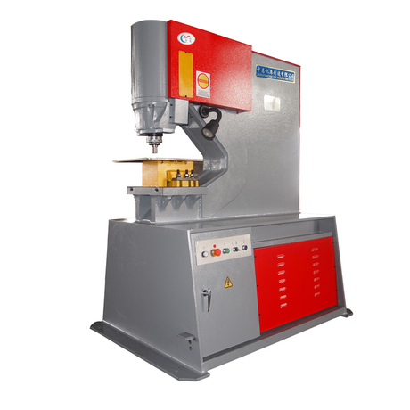 Hydraulic Plate Punching Machine
