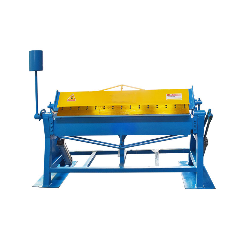 Pneumatic Sheet Metal Bending Machine