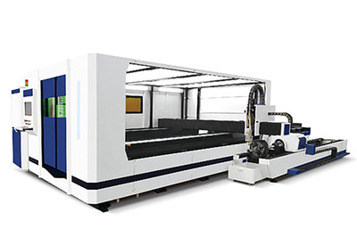 Tube-sheet-integrated-laser-cutting-machine