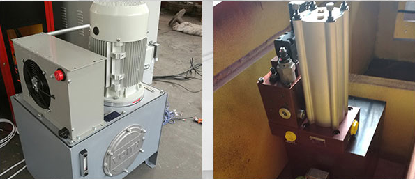 CNC Turret Punching Machine Hydraulic System