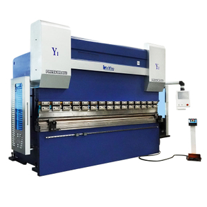 Electro-Hydraulic Synchronous CNC Press Brake