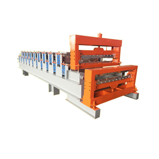 Double Layer Roof Slab Production Machine
