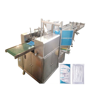 Automatic Four Side Packaging Machine